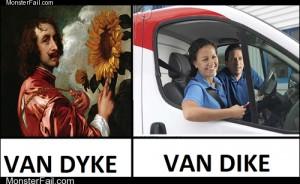 Know Your Vans