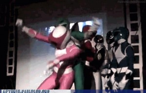 Party Fails  Oh Yeah Its Morphin All Right