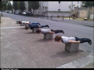 30 Planking Images
