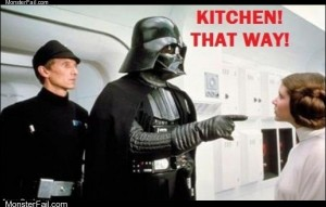 Kitchen that way