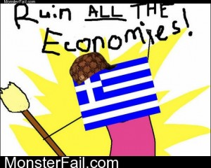 Scumbag Greece