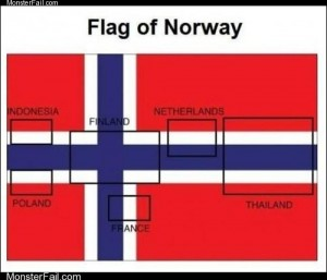 Oh Norway You So Multicultural