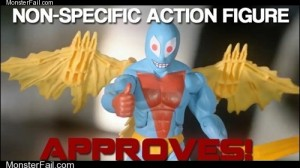 Nonactionfigure aproves