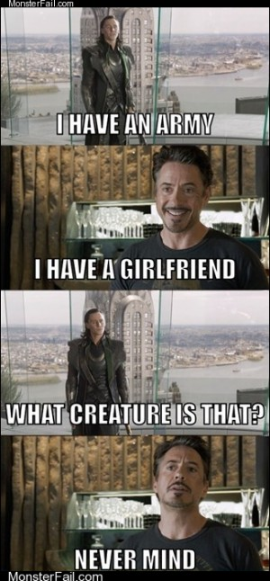 Superheroes I Always Got That Vibe From You Loki