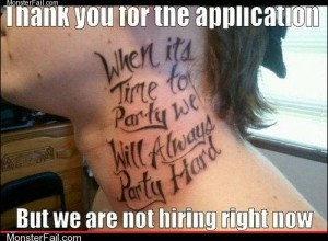 Monster fail photos Ugliest Tattoos Denied