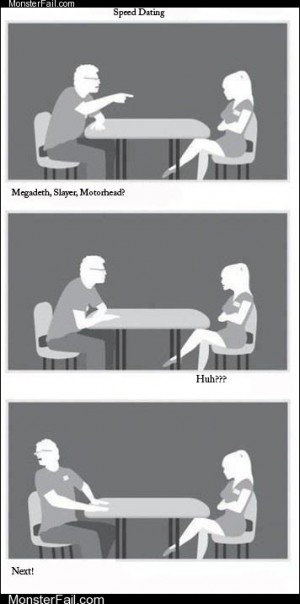 Speed Metal Dating