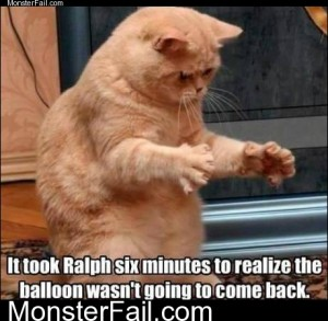 Ralph Is A Bit Slow