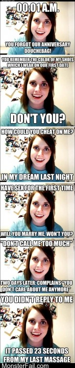 Overly Attached Girlfriend Compilation 2