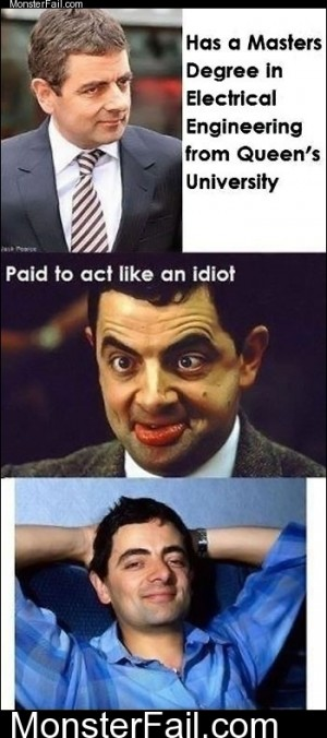Mr Bean WIN