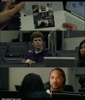 Yo Dawg I Heard You Like Zuckerberg