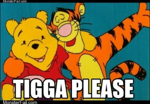 Yo Pooh you trippin