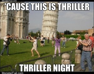 Tourists  Scarier than Zombies