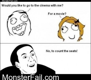 Would You Like To Go The Cinema