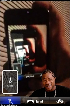FaceTime and Space