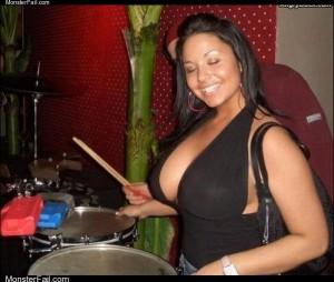 Expert drummer