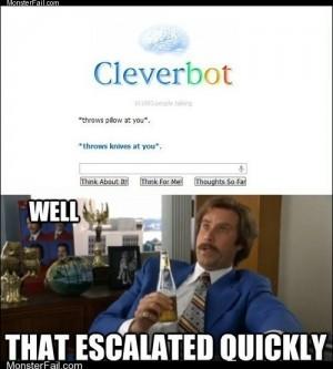 Calm Down Bot