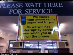 Job fails  The Post Office is Doin It Right