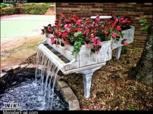 Monster win photos WIN Piano Fountain WIN