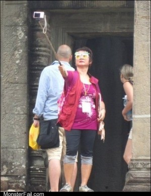 Forever Alone Tourist