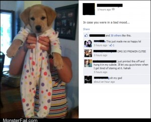 Funny facebook fails  In Case Your Day Was Going Badly