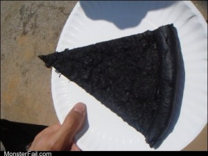 Monster fail  Pizza FAIL