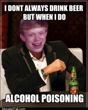 I Dont Always Stomach Pumped
