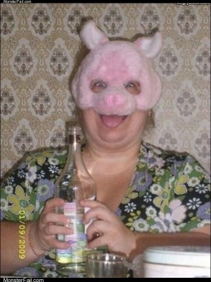 Little miss piggy