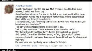 How to get fired from walmart