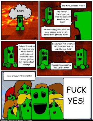 What Creepers Want