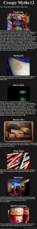 Creepy myths 12 rp