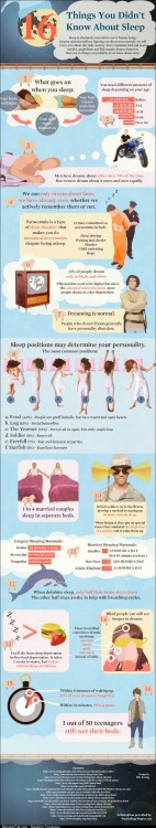 Sleep facts