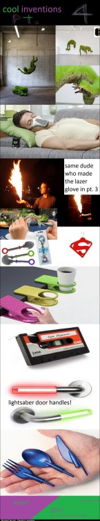 Cool inventions pt 4
