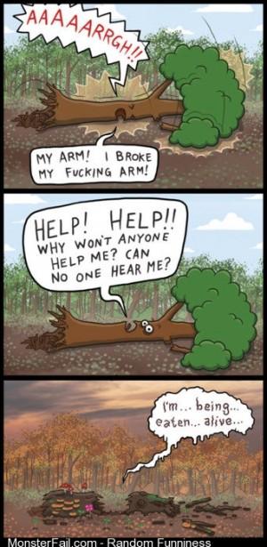 Morbid for trees