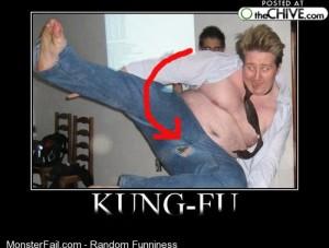 Kung Fu stalker