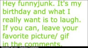 Dear funnyjunk