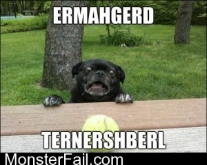 Ermahgerd Ternershberl