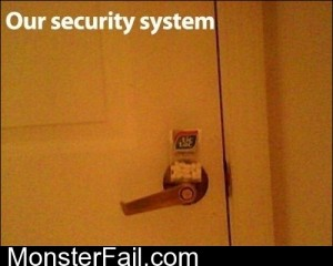 Our Security System