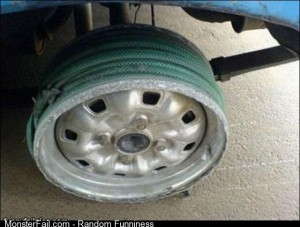 Great New Tire