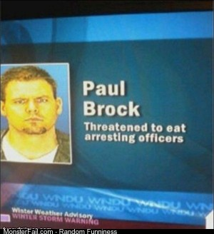 Paul Brock