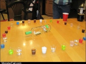 Party Fails  Partying WIN Best Game Ever