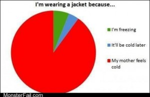Crazy  Why Kids Wear Jackets