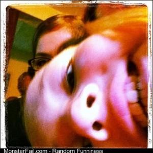Photobomb gillumgirls funnypics