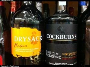 Strange drinks