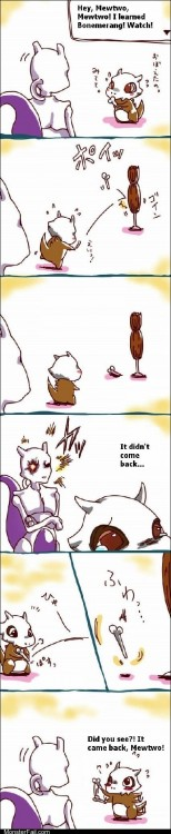 Pokmemes Mewtwo is so Misunderstood
