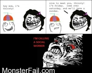 Troll Mom WIN