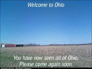 Oh Cool! I've always wanted to visit Ohio