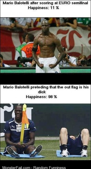 Typical Balotelli