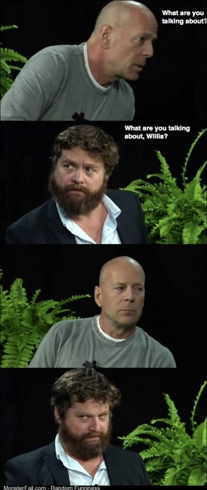 Brave move galifianakis