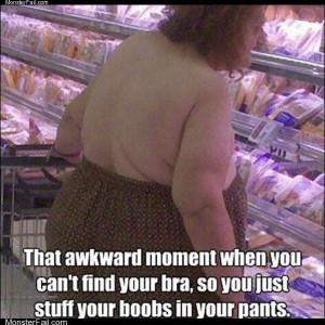 Very awkward