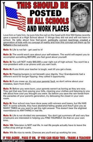 Homework class test  Words of Wisdom Take it Away Bill